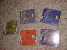 CLASSICAL MASTERS CDs Mozart Verdi Bach & MORE 70 Songs Set Of 5 NEW SEALED