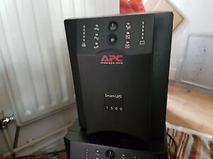APC Smart-UPS 1500 VA Line interactive Tower SUA1500i UPS - No battery