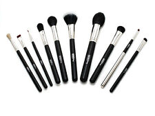Ultima 10-Piece Professional Make-up Brush Kit - Brushes for Face, Eyes, Lips