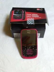 Huawei G6603 Pink Mobile Phone (Virgin network)