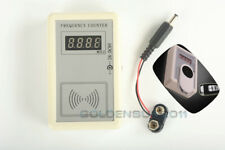 RF 250-450MHZ Frequency Detector Tester Counter For Car Key Remote Control Fix
