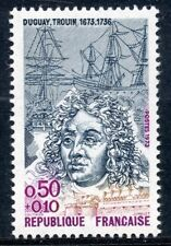 STAMP / TIMBRE FRANCE NEUF LUXE N° 1748 ** CELEBRITE DUGUAY TROUIN