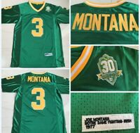 Notre Dame Joe Montana Fighting Irish Jersey Small Men, NCAA. New With Tags.