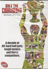 Only The Courageous 2000-2010 DVD