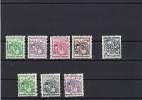 TUNISIA POSTAGE DUES UNMOUNTED MINT AND USED STAMPS , 1 X MM STAMP  REF R1131
