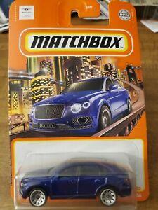 2021 Matchbox Bentley Bentayga  #2