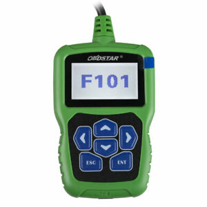OBDSTAR F101 IMMO OBDII Reset Tool Special pin Code Support G Chip All Key Lost