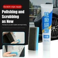 Car Body Compound Paste Set Scratch Paint Care Polishing Compound Grinding X3A1