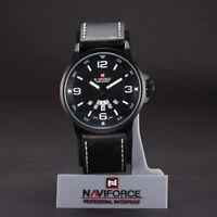 NAVIFORCE 3ATM Water Resistance Quartz Wristwatch w/ Function of Date Week N2Y5