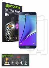 KRYPTONITE Samsung Galaxy Note 5 Tempered Glass Screen Protector (2 Pack)