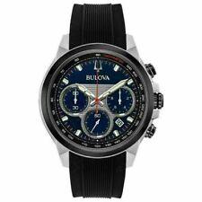 NWD Bulova 98B314 SS Marine Star Men's 44mm Chronograph Watch