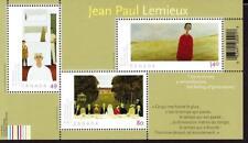 Canada MNH 2004 souvenir sheet sc# 2068 Art Canada: Jean-Paul Lemieux