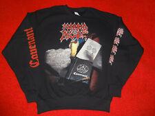 Morbid Angel Sweatshirt Pulli XL Death Metal Deicide Krisiun XL