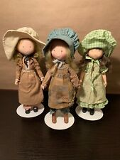 Holly Hobbie 1974 Knickerbooker Dolls