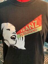 More details for franz ferdinand tshirt size xl