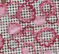 Urban Farm dot floral In the Beginning fabric