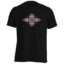 Floral Mandala Background Men's T-Shirt/Tank Top p300m