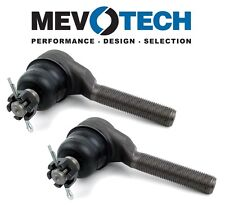 Pair Set of 2 Front Inner Tie Rod Ends for Dodge Charger Dart Barracuda Valiant