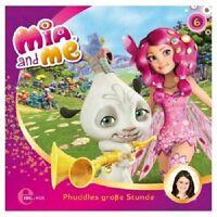 MIA AND ME - (6) PHUDDLES GROßE STUNDE  CD  KINDER-HÖRSPIEL ZUR TV-SERIE  NEU