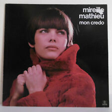 33T Mireille MATHIEU Vinyle LP DIRECT OLYMPIA 1966 - MON CREDO - ARABELLA 205447