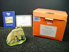 Lilliput Lane Duckdown Cottage English Collection: South West Nib W/ Deeds 1995