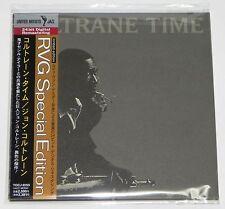 JOHN COLTRANE / Coltrane Time  JAPAN CD Mini LP w/OBI  TOCJ-9255