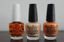 OPI NAIL POLISH - 3 Top Sellers Color Combination -  Mini size 3.75 mL each