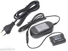 DMW-BLD10 Power Changer+DMW-DCC9 dummy battery for Panasonic DMC-GF2 GF2K G3