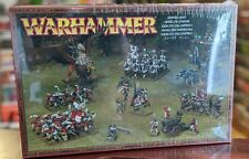 Warhammer Fantasy Empire Army Box NEW SEALED OOP
