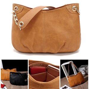 Women Lady Fashion Tote Purse Handbag Shoulder Bags Leather Messenger Hobo Bag