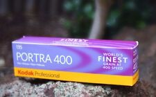 *NEW* 5 rolls of Kodak Portra 400 35mm 36exp fillms