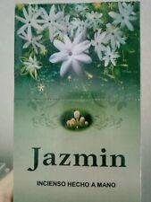 Incienso jazmin floral caja 60 varillas incense sticks hechas a mano