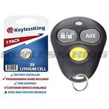 Fits Dei Viper 3 Button Yellow Keyless Entry Remote Car Key Fob EZSDEI474V