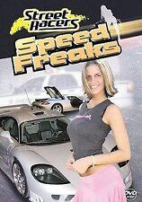 Street Racers: Speed Freaks (DVD, 2006)