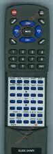 Replacement Remote for NEC PLASMASYNC 42XP10, P50XP10BK, 42XP10