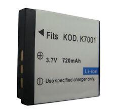 Batería para KLIC - 7001 KODAK EASYSHARE MX1063 MD41 M340 M341 Digital Zoom de la Cámara