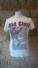 Old Glory Men's Paul T-Shirt in White Size (L) BNWT