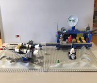 Vintage Lego space set No. 6970 Beta 1 command base 1980.