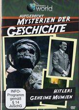 Mysterien der Geschichte Hitlers geheime Mumien DVD NEU OVP Doku Discovery World