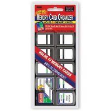 Pioneer Photo Albums Mc010 Sd Memory Card Organizer 10 Compartment
