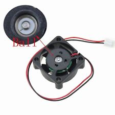 Wholesale 100pcs Ball Bearing 12V 25mm 25x25x10mm Brushless Cooling Fan 2pin