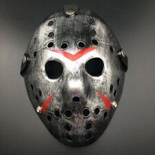 Viernes 13th Halloween Myers Jason Vs. Freddy Prop Disfraz Horror Hockey Mascara