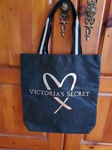 Victoria's Secret Shimmer Women's Tote Bag - Black NNT