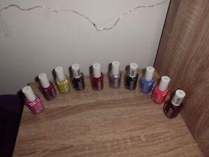 Essie-10 verschiedene Farben-3 zum aussuchen