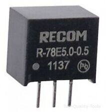 R-78E5.0-0.5 - RECOM POWER - CONVERTER, DC TO DC, 5V, 5W