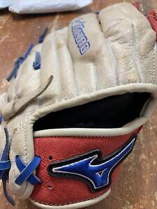 Used Mizuno Future Pro Model Feilding Glove 11.5 In  Right Hander