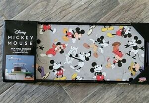 """MICKEY MOUSE Disney MDF Wall Shelves Set of 2 NEW 15""""x6"""" Hardware Included"""