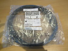 GENUINE NEW 2007 MASERATI GRAND TOURISMO FRONT GRILLE/REAR AIR DUCT SEAL (21)
