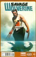 Savage Wolverine #9 #10 #11 #12 #13 #14 #15 #16 #17 (2014) Marvel Comics
