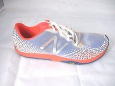 New Balance sz  9.5D wide Minimus blue orange training womens running sneakers